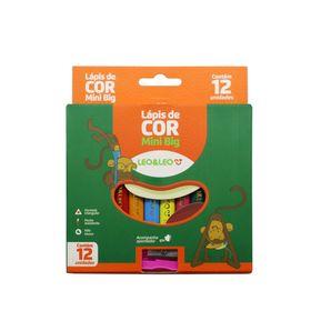 lapis_de_cor_mini_big_12_cores_com_apontador_rosa-1