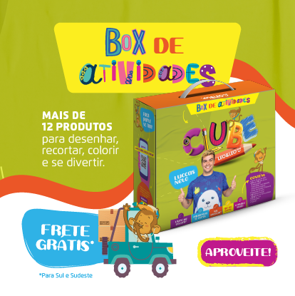 Box Frete Grátis